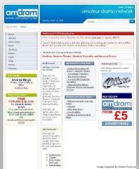 Amdram.net - 14th March 2006