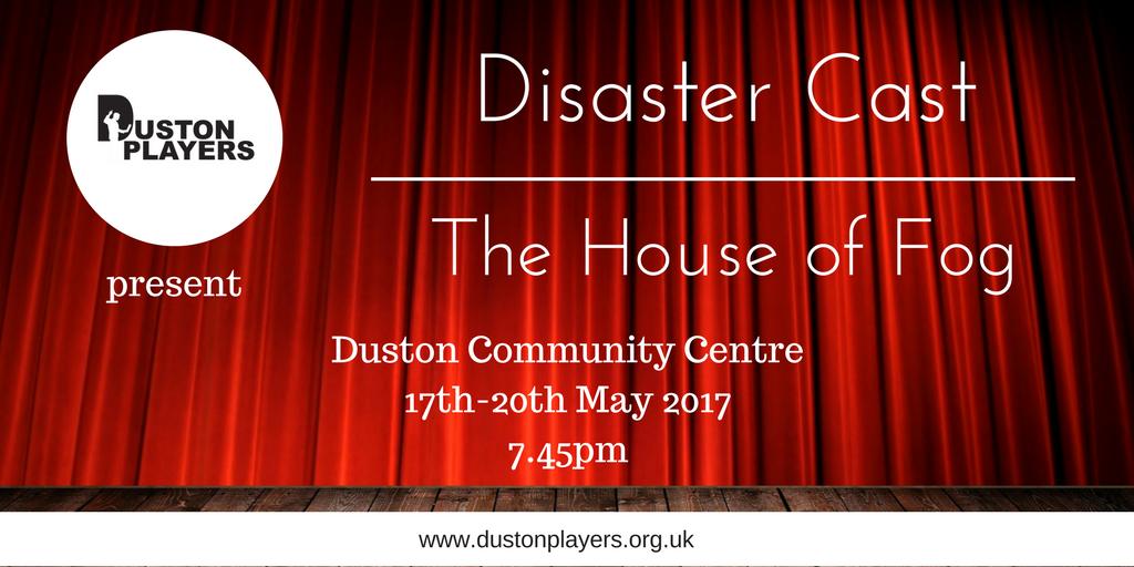 Disaster Cast/House of Fog Advert