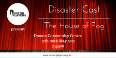 Disaster Cast/House of Fog Advert