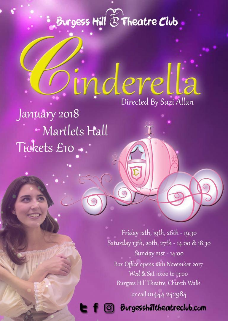 Cinderella - Pantomime