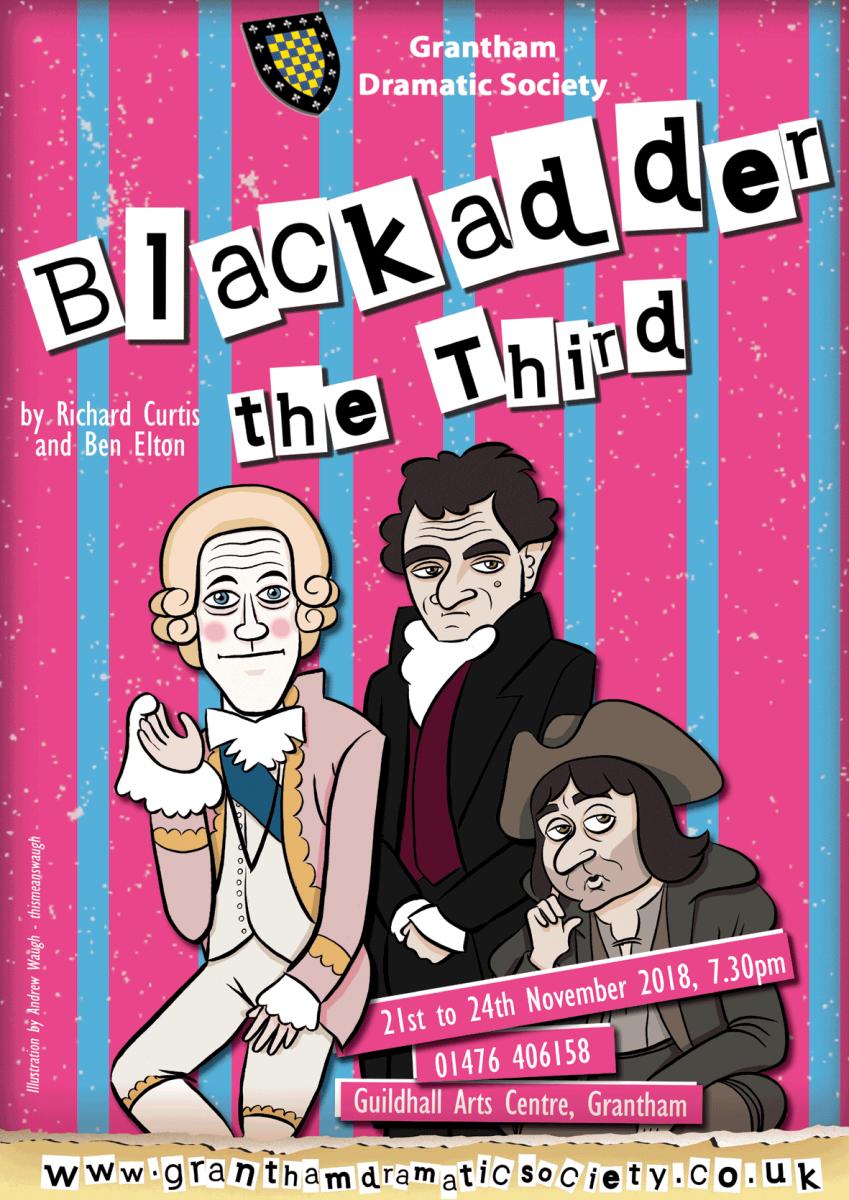 Blackadder-3-Poster.png