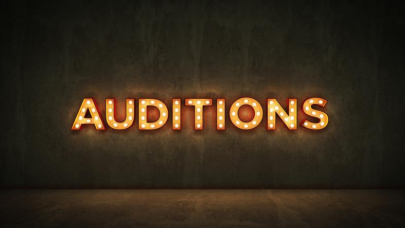 Auditions - The New Centurions amateur dramatic group